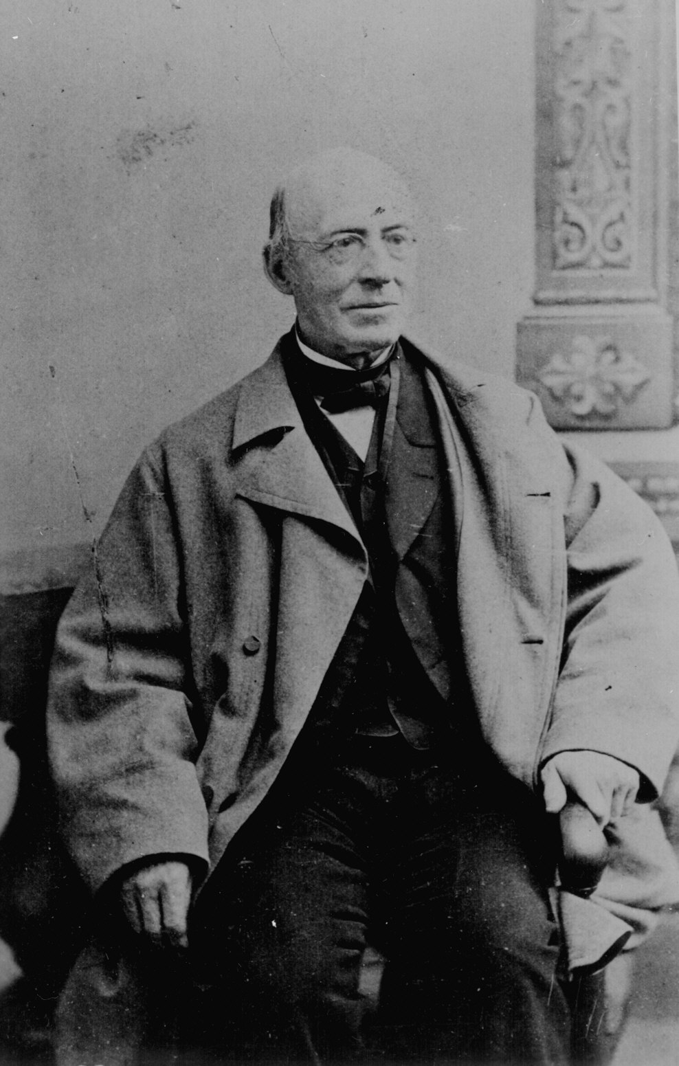 William Lloyd Garrison (click to see full size image)
